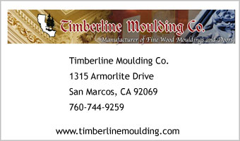 Ttimberline-moulding